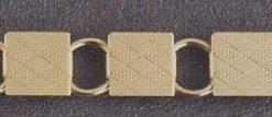 Mesh Bracelets Necks Cufflinks etc - also in chains