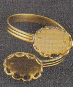 Assembled Finger Rings