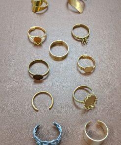 Finger Rings Ring Shanks